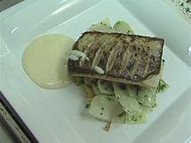 Podle Pohlreicha je rybí objednávka požehnáním pro kuchaře, bývá nejrychleji připravená.